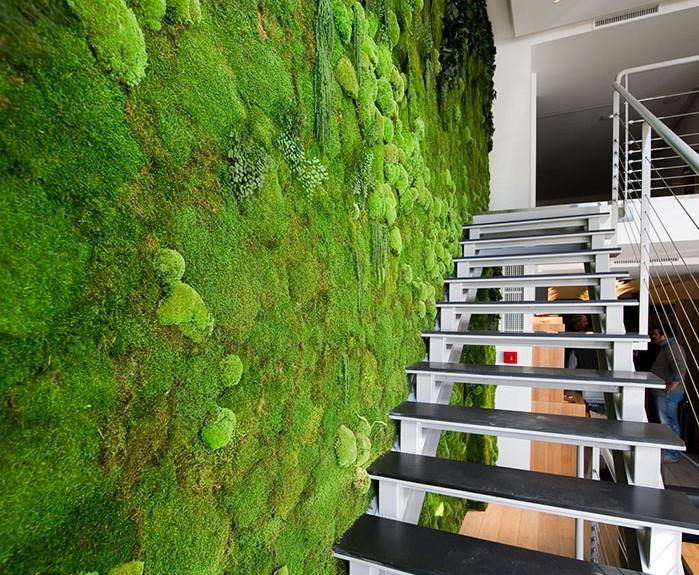 Organic Garden | Harvest To Home | Green Walls